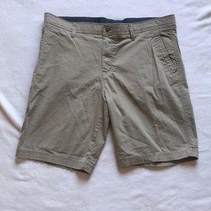 Weatherproof Men's Khaki Shorts